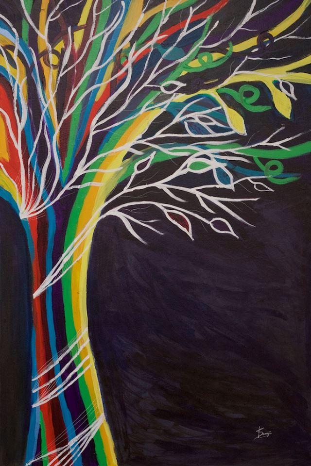 Tree of Pluralism by TSamji